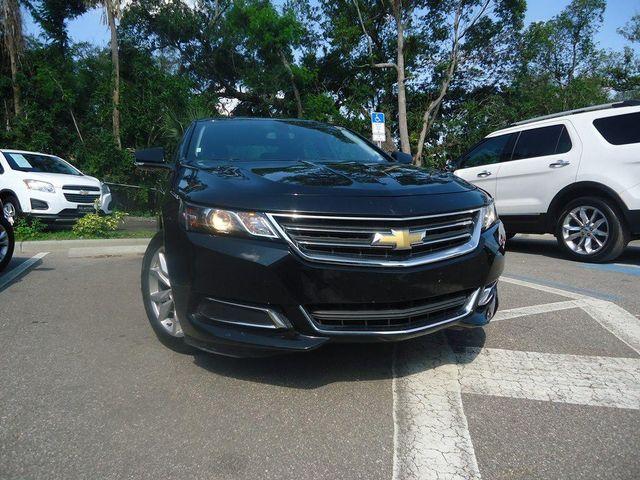 2017 Chevrolet Impala LT V6 SEFFNER, Florida 8