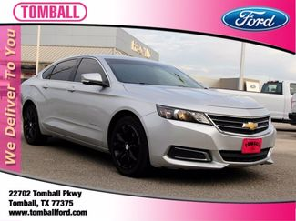 2017 Chevrolet Impala LT in Tomball, TX 77375