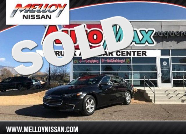 2017 Chevrolet Malibu LS in Albuquerque, New Mexico 87109