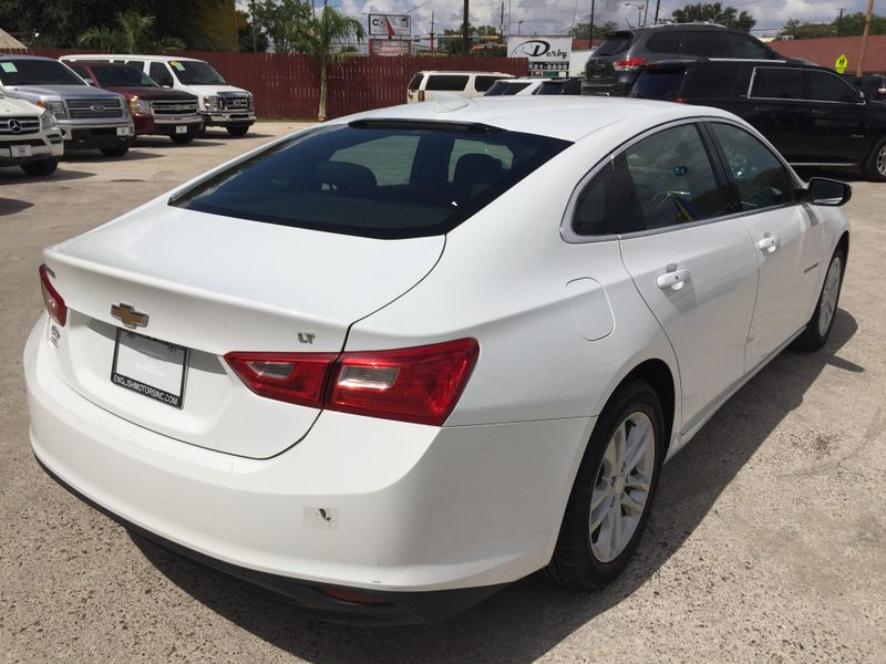 2017 Chevrolet Malibu LT  Brownsville TX  English Motors  in Brownsville, TX