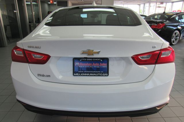 2017 Chevrolet Malibu LT W/ BACK UP CAM Chicago, Illinois 4