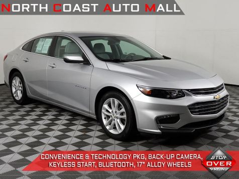 2017 Chevrolet Malibu LT in Cleveland, Ohio