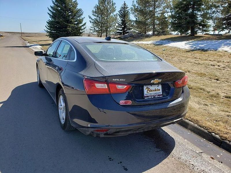 2017 Chevrolet Malibu LS  city MT  Bleskin Motor Company   in Great Falls, MT