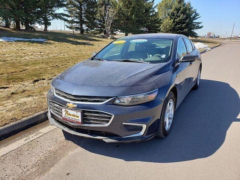 2017 Chevrolet Malibu LS  city MT  Bleskin Motor Company   in Great Falls, MT