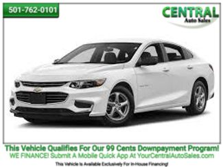 2017 Chevrolet Malibu LS | Hot Springs, AR | Central Auto Sales in Hot Springs AR