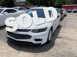 2017 Chevrolet Malibu LS - John Gibson Auto Sales Hot Springs in Hot Springs Arkansas