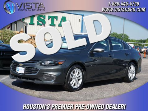 2017 Chevrolet Malibu LT in Houston, Texas