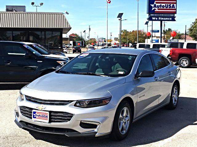 2017 Chevrolet Malibu LS Camera | Irving, Texas | Auto USA in Irving Texas