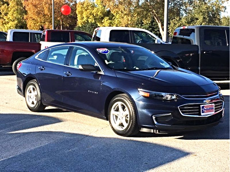 2017 Chevrolet Malibu LS Camera | Irving, Texas | Auto USA in Irving Texas