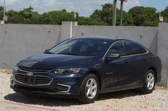 2017 Chevrolet Malibu LS | Lewisville, Texas | Castle Hills Motors in Lewisville Texas