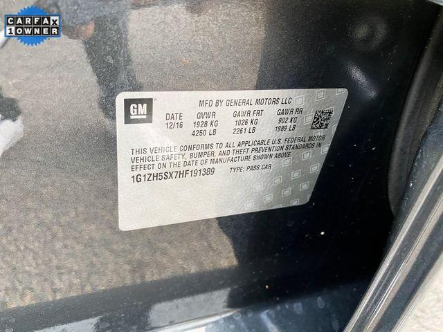 2017 Chevrolet Malibu Premier Madison, NC 40
