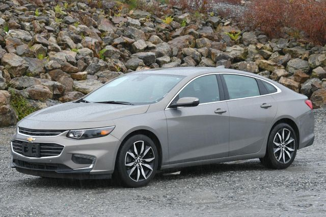 2017 Chevrolet Malibu LT Naugatuck, Connecticut