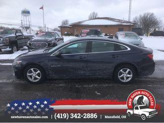 2017 Chevrolet Malibu LS in Mansfield, OH 44903