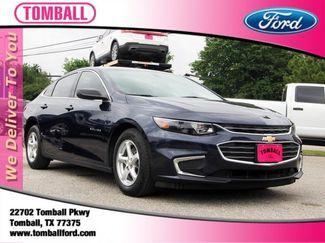 2017 Chevrolet Malibu LS in Tomball, TX 77375