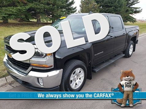 2017 Chevrolet Silverado 1500 4WD Crew Cab LT in Great Falls, MT