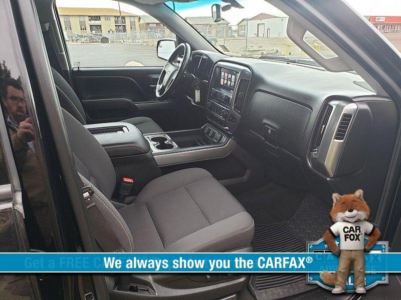 2017 Chevrolet Silverado 1500 4WD Crew Cab LT  city MT  Bleskin Motor Company   in Great Falls, MT