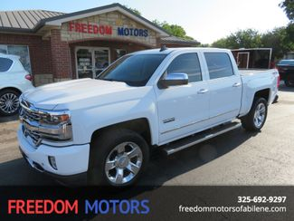 2017 Chevrolet Silverado 1500 LTZ 4x4 | Abilene, Texas | Freedom Motors  in Abilene,Tx Texas