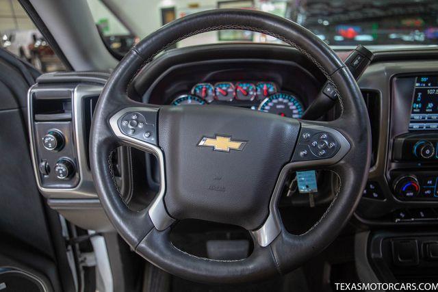 2017 Chevrolet Silverado 1500 LTZ 4x4 in Addison, Texas 75001