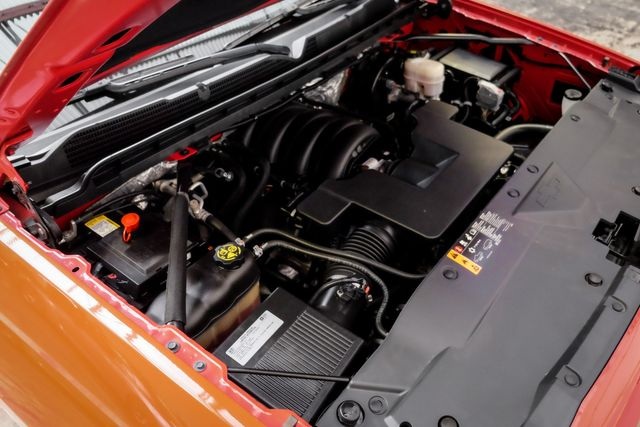2017 Chevrolet Silverado 1500 LT 4x4 Lifted on VISION Wheels in Addison, TX 75001