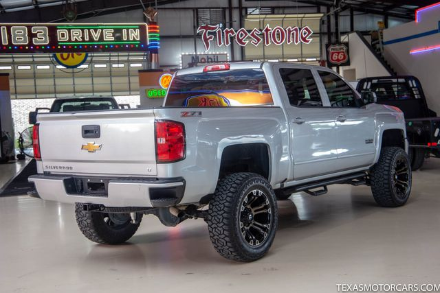 2017 Chevrolet Silverado 1500 LT 4x4 in Addison, Texas 75001
