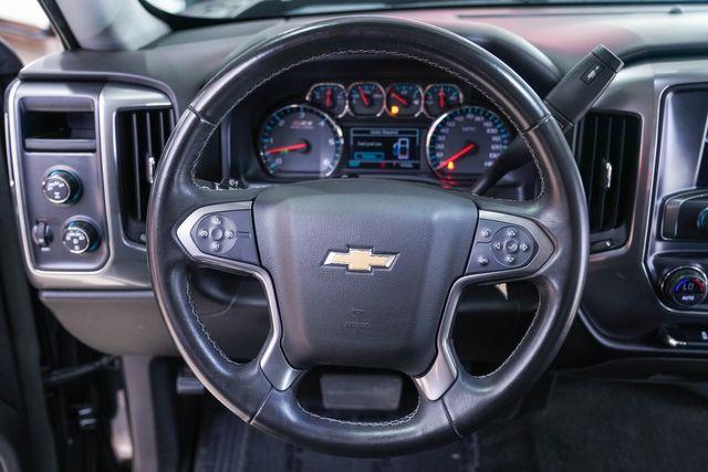 2017 Chevrolet Silverado 1500 LT SRW 4x4 in Addison, Texas 75001
