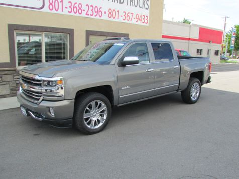 2017 Chevrolet Silverado 1500 High Country Crew Cab 4X4 in , Utah