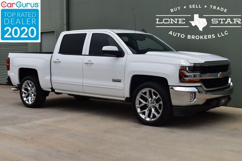 2017 Chevrolet Silverado 1500 LT | Arlington, TX | Lone Star Auto Brokers, LLC