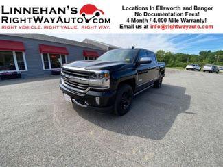 2017 Chevrolet Silverado 1500 High Country in Bangor, ME 04401