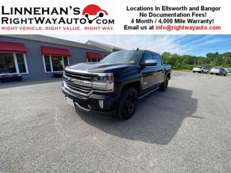 2017 Chevrolet Silverado 1500 High Country in Bangor, ME 04401