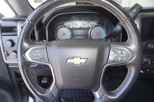 2017 Chevrolet Silverado 1500 LT Blanchard, Oklahoma 19