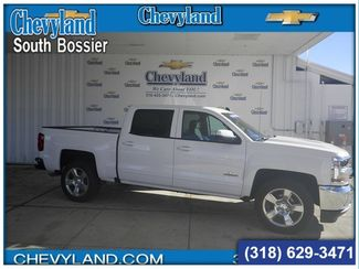 2017 Chevrolet Silverado 1500 LT in Bossier City LA, 71112