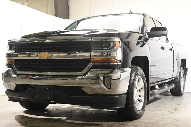 2017 Chevrolet Silverado 1500 LT w/ Leather Heated Seats