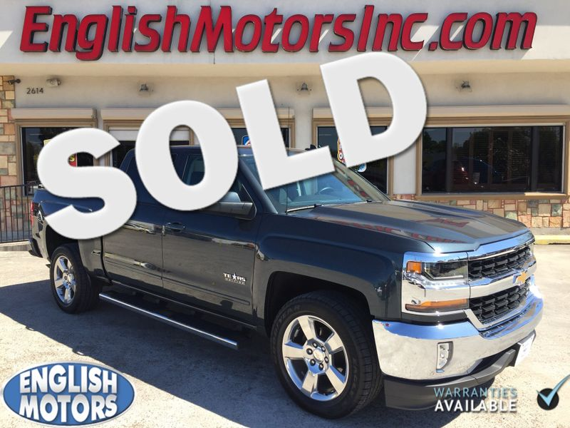 2017 Chevrolet Silverado 1500 LT  Brownsville TX  English Motors  in Brownsville, TX