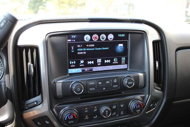 2017 Chevrolet Silverado 1500 LT Z71 4X4 Conway, Arkansas 17