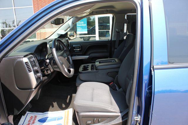 2017 Chevrolet Silverado 1500 LT Z71 4X4 Conway, Arkansas 11