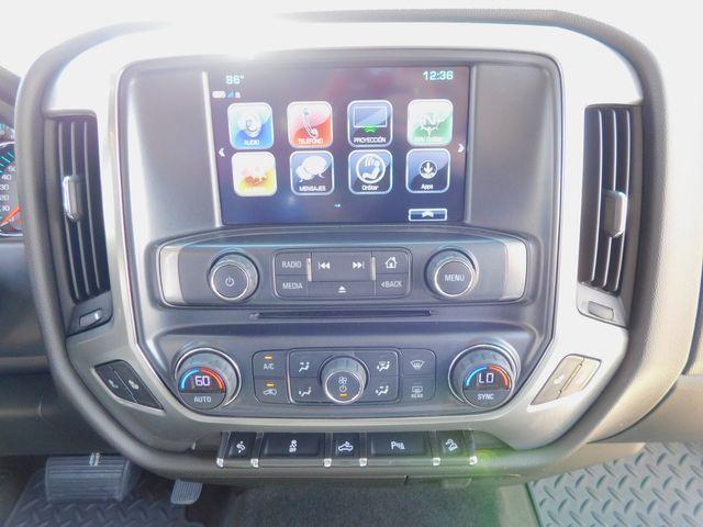 2017 Chevrolet Silverado 1500 4x4, Z71, 2LT, Mylink, Outlaw Wheels 77k in Dallas, Texas 75220