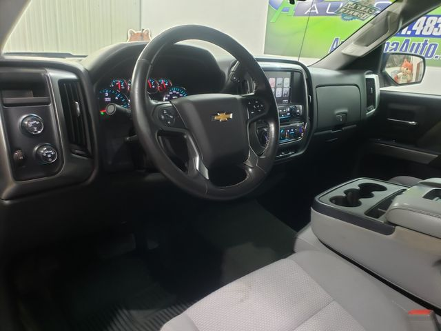 2017 Chevrolet Silverado 1500 LT Crew All Star, 12/12 Power Train warranty inc in Dickinson, ND 58601