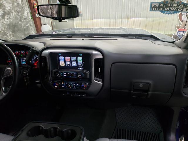 2017 Chevrolet Silverado 1500 LT Crew All Star, 12/12 Power Train warranty inc in Dickinson, ND 58601