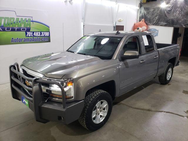 2017 Chevrolet Silverado 1500 LT 4x4 Warranty, All Star in Dickinson, ND 58601
