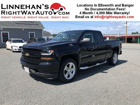 2017 Chevrolet Silverado 1500 Custom in Bangor