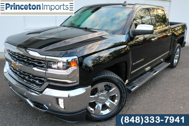 2017 Chevrolet Silverado 1500 LTZ in Ewing, NJ 08638