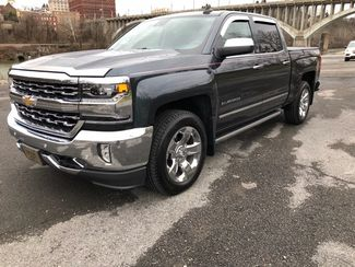 2017 Chevrolet Silverado 1500 LTZ Fairmont, West Virginia
