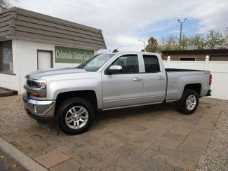 2017 Chevrolet Silverado 1500 LT Double Cab 4WD in Fort Collins, CO 80524