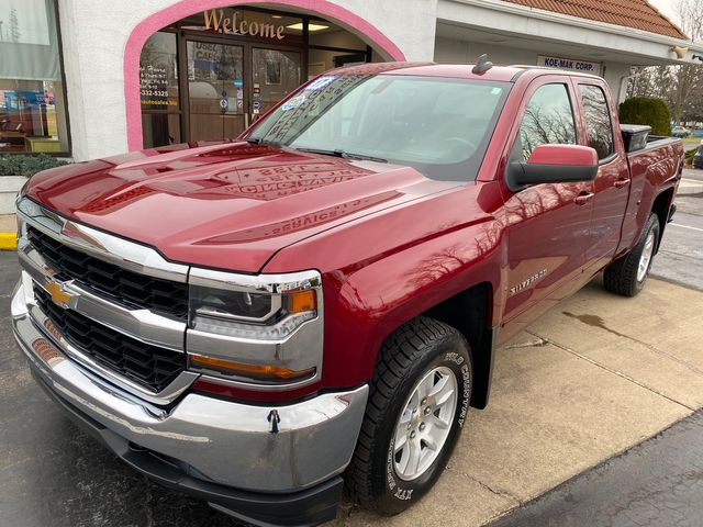 2017 Chevrolet Silverado 1500 LT Double Cab 4WD in Fremont, OH 43420