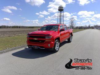 2017 Chevrolet Silverado 1500 in Gifford, IL