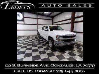 2017 Chevrolet Silverado 1500 LT - Ledet's Auto Sales Gonzales_state_zip in Gonzales