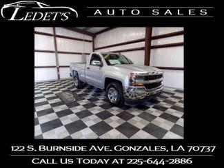 2017 Chevrolet Silverado 1500 LS - Ledet's Auto Sales Gonzales_state_zip in Gonzales