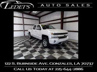 2017 Chevrolet Silverado 1500 LTZ - Ledet's Auto Sales Gonzales_state_zip in Gonzales