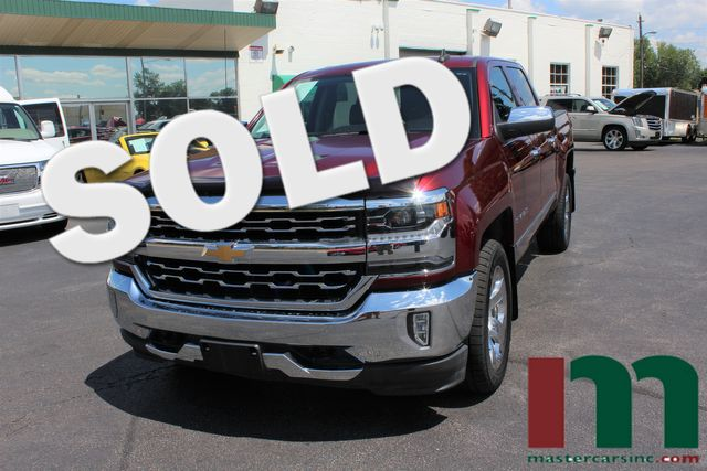 2017 Chevrolet Silverado 1500 LTZ | Granite City, Illinois | MasterCars Company Inc. in Granite City Illinois