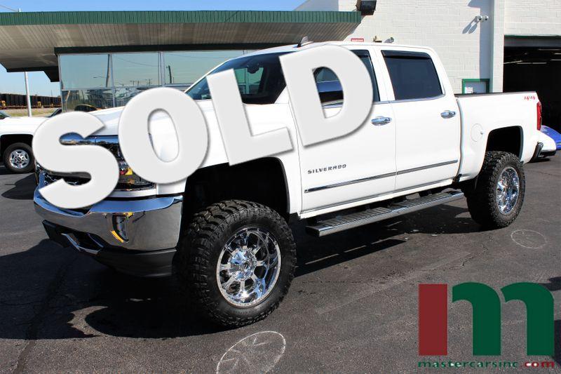 2017 Chevrolet Silverado 1500 LTZ   Granite City, Illinois   MasterCars Company Inc. in Granite City Illinois